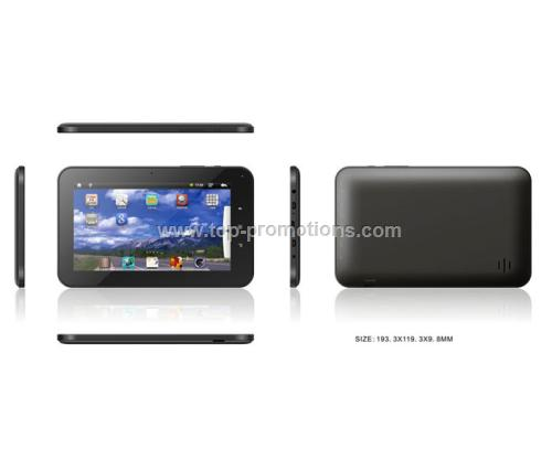 7 inch MID with Android 2.3