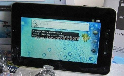 7 inch Tablet PC MID Android 2.3