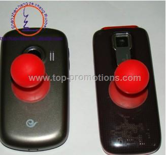 Mix Color Silicone Mobile Phone Stand
