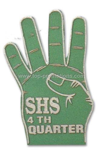 15 is Four Finger