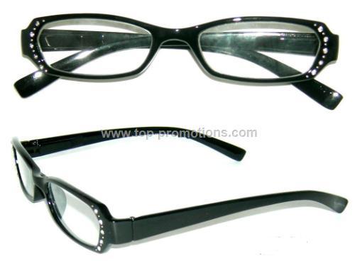 Readling glasses plastic fram