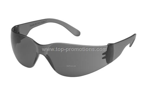 Gray Tint Safety Glasses