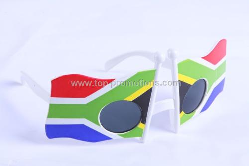 Flag shape Sunglasses
