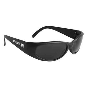 Sunglasses with custom temples