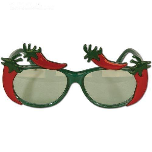 Chili pepper shape sunglasses