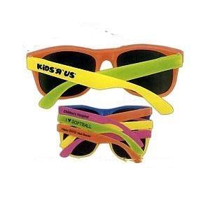 Child flexible sunglasses