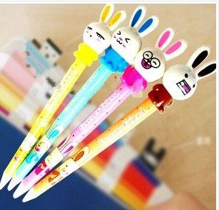 Stock Rabbit cartoon pen