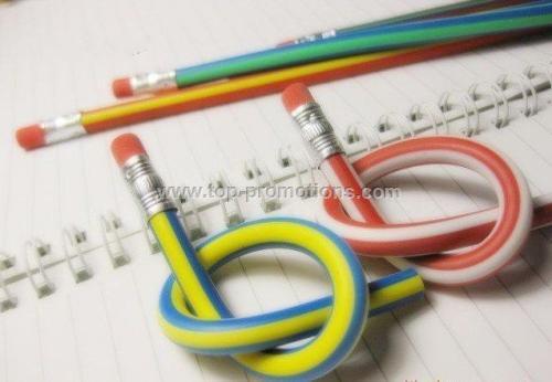 Bullet flexible pen