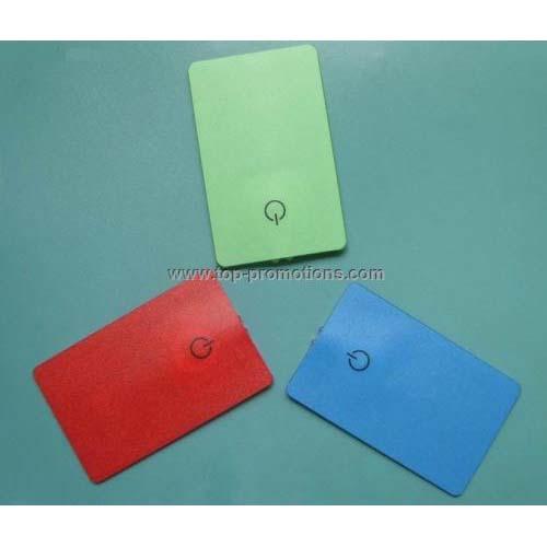 Credit Card Pocket Light