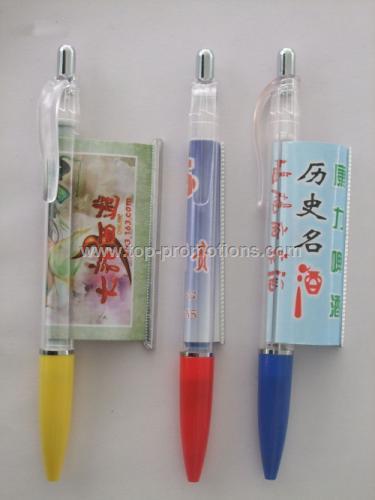 Advertising Banner Pens