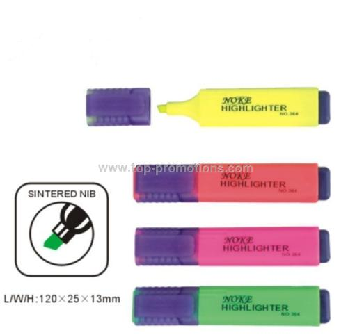 Promotional highlighter
