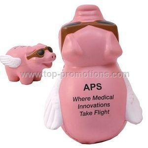 Flying Pig Stress Reliever