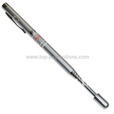 Four in 1 multi function laser pen