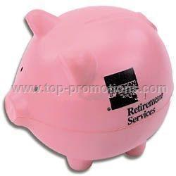 Piggy Stress Ball - Budget