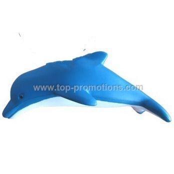Dolphin PU Dolphin Stress Ball