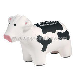 Cow Stress Ball
