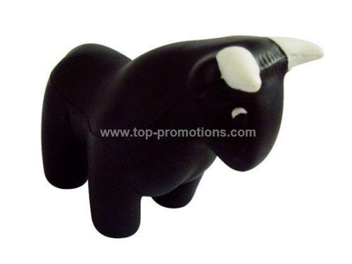 PU BULL STRESS BALL