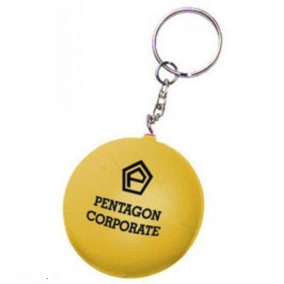 Stress Ball Key Rings
