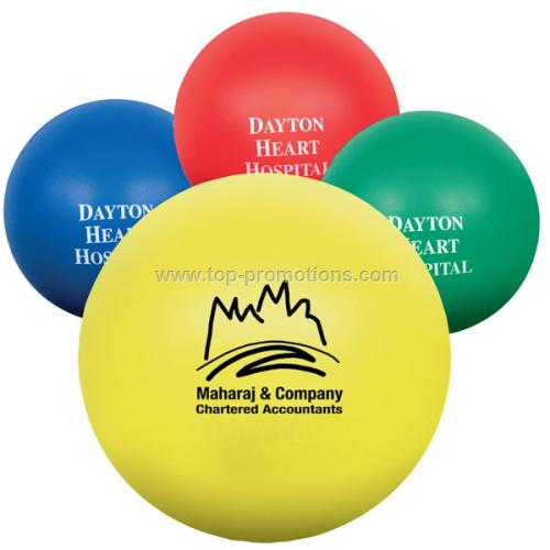Promotional Round Stress Ball