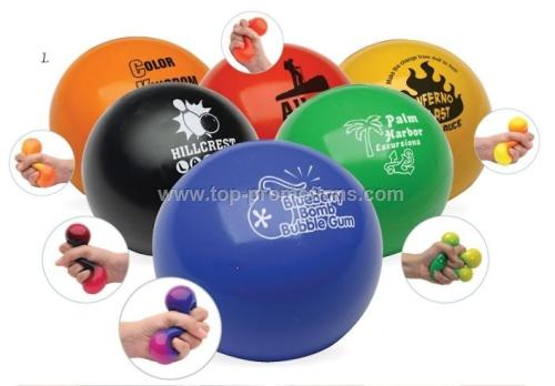 Color Changing Gel Stress Ball