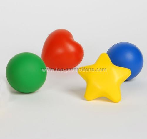 PU Heart stress ball