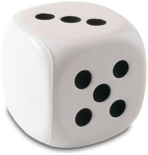 Anti-stress dice