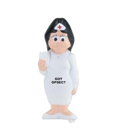 Nurse Squeeze Toy