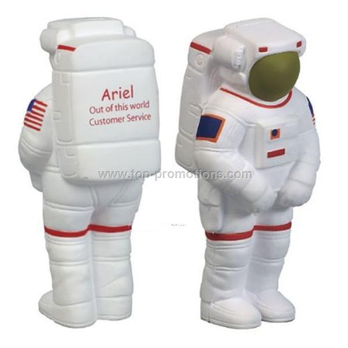 Astronaut Squeeze Toy