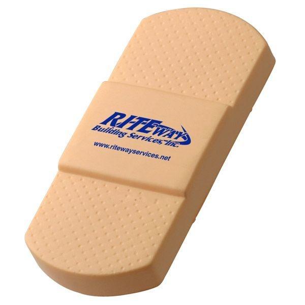 Adhesive Bandage Squeeze Toy
