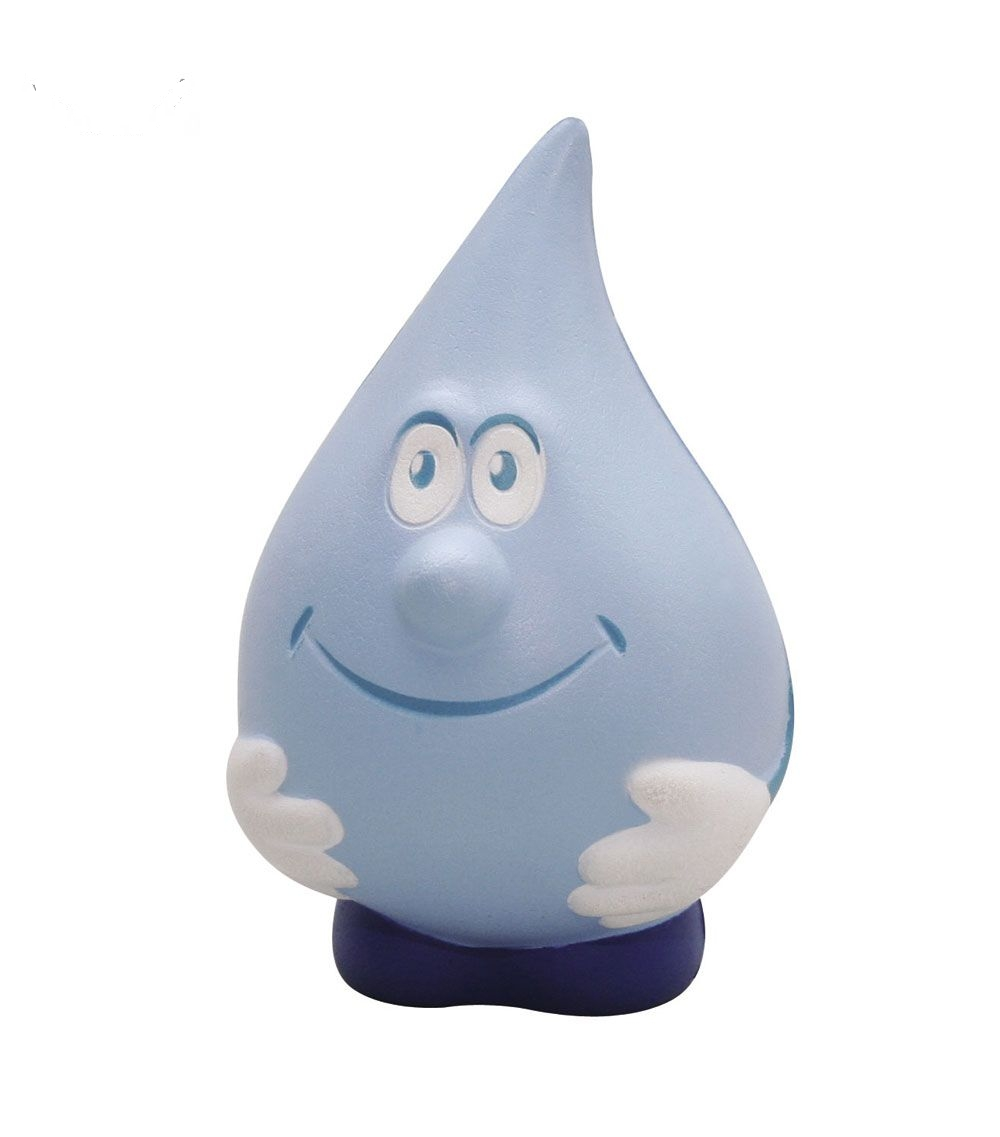 Water Drop Stress Ball