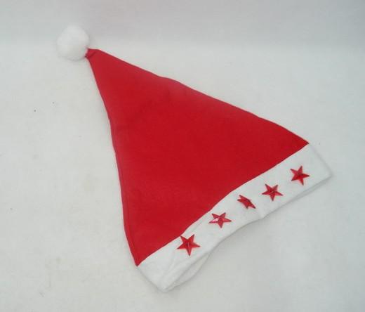 light christmas hat
