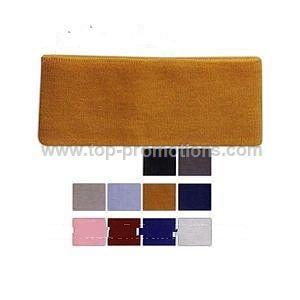 Blank acrylic knit headband