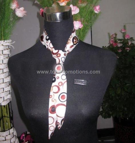 Headband bandanna w/ crystal