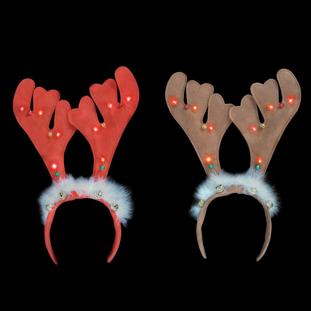 Antlers Headband/flashing