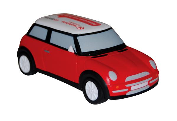 Mini Car Stress Ball