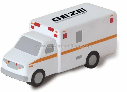Ambulance Squeeze Toy