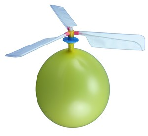 Balloon / Helicopter
