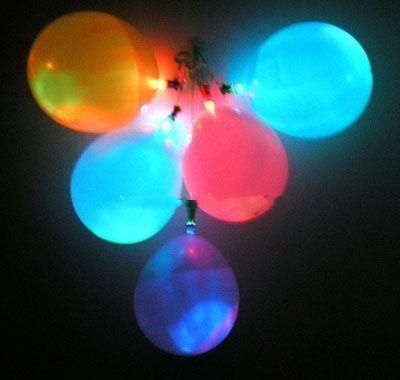 Flashing Balloon