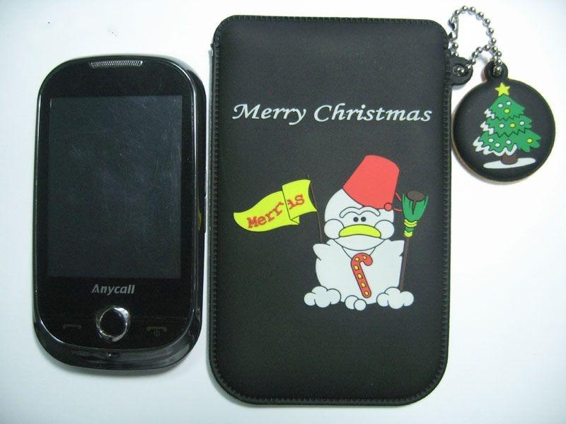 Christmas-Style Phone Holder