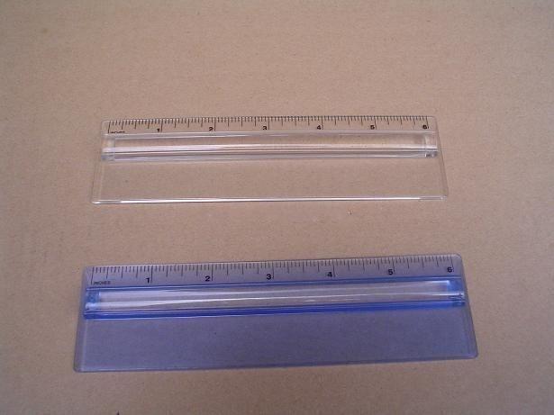 15cm / 20cm Magnifier Ruler