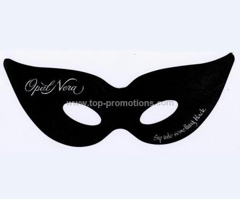 Custom Imprinted Cat Mask