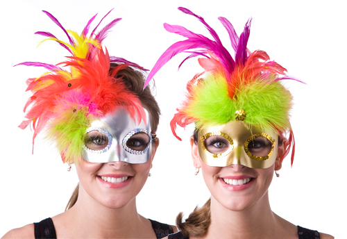 Sequin Mask Assortment