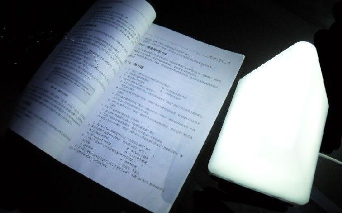 New style booklight