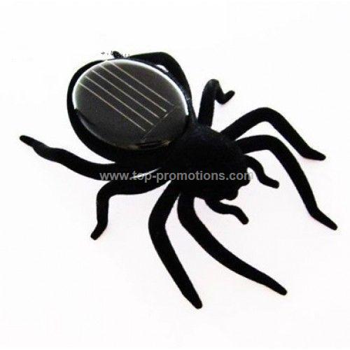 Solar Energy Powered Spider