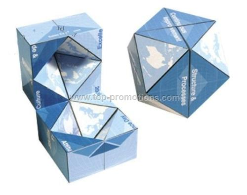 Diamond rubik cube