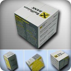 Folding Magic Cube - Air
