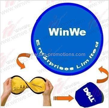 Advertising Nylon Frisbee