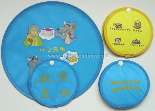 folding frisbee/foldable frisbee