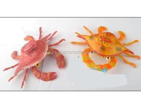 simulation plush toys crab