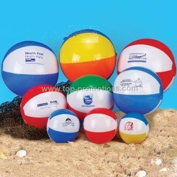 6 is  Beach Balls